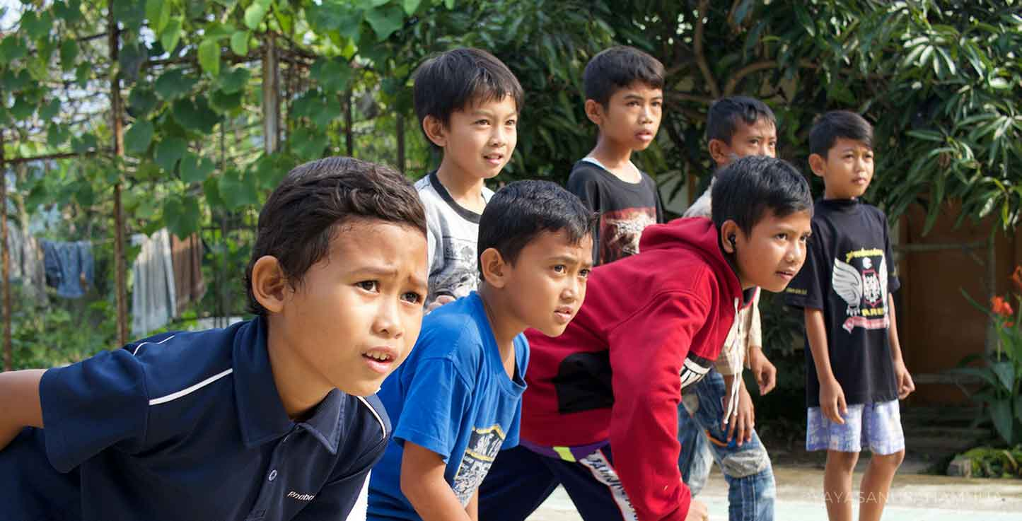 YUM aims to improve the quality of life for Indonesia's poor