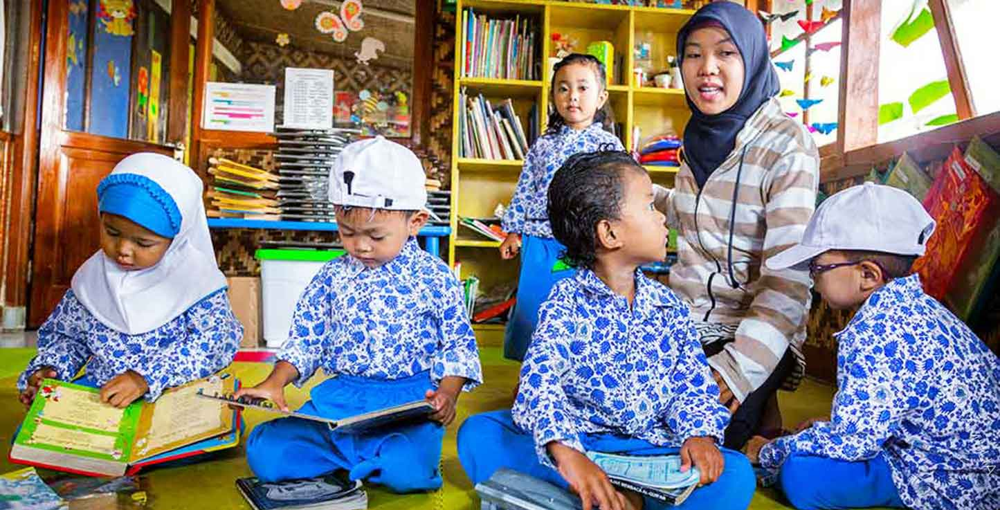 Early Childhood Learning West Java