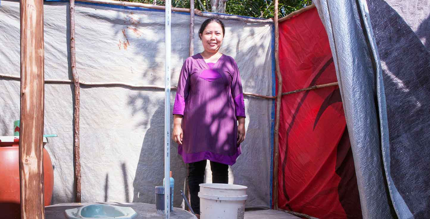 Sanitation Improvement Central Kalimantan